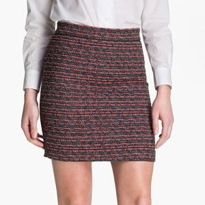 Marc by Marc Jacobs Skirt Cambridge Red (J14)